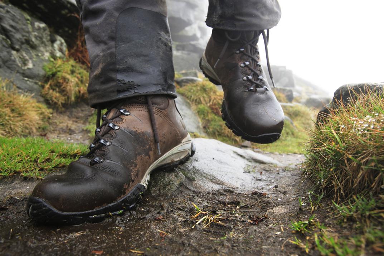 Как да изберем подходящите обувки за бягство сред Природата